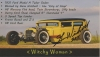 1931 Ford Model A Custom Sedan - Gene Winfield Autograph
