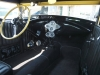 1931 Ford Model A Custom Sedan - Interior View