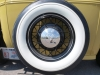 1931 Ford Model A Custom Sedan - Wheel View