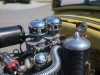 1931 Ford Model A Custom Sedan - Engine View
