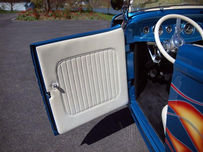 1932 Ford Custom Roadster Adamco Motorsports