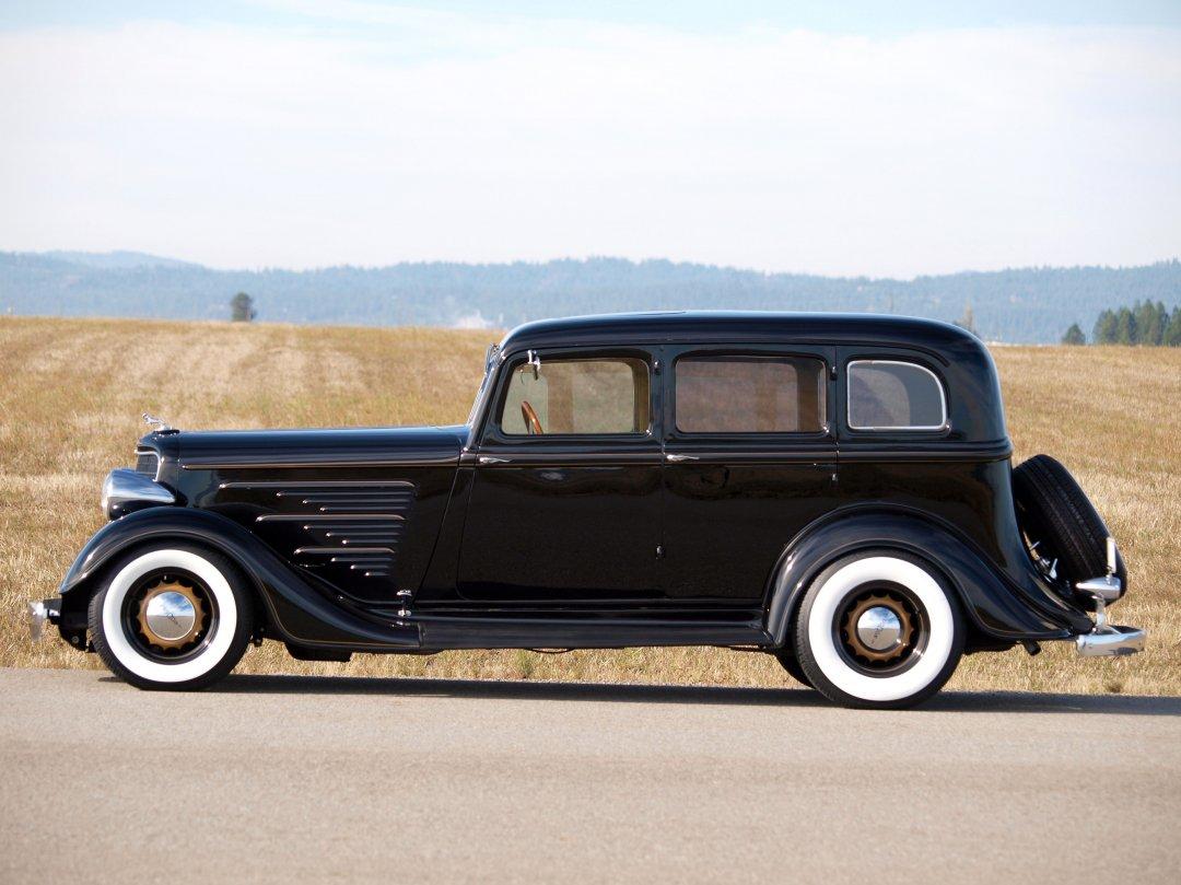1934 Dodge Sedan Custom Adamco Motorsports