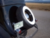 1934 Dodge Custom Sedan - Spare Tire View