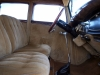 1934 Dodge Custom Sedan - Interior View