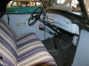 1935 Custom Ford Roadster - Interior View