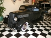 1935 Custom Ford Roadster - Front/Side View