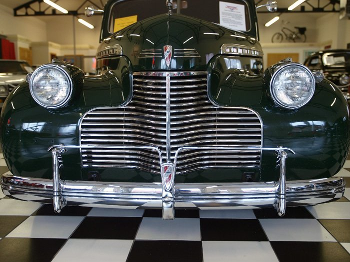 1940 Chevrolet Coupe Adamco Motorsports