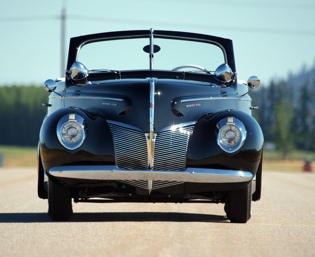 1940 Mercury Custom Convertible - ADAMCO MOTORSPORTS