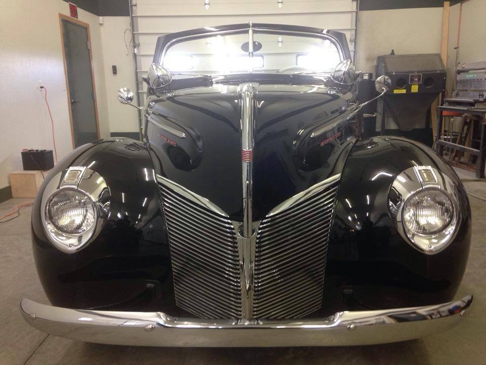 Adams Auto Parts >> 1940 Mercury Custom Convertible - ADAMCO MOTORSPORTS