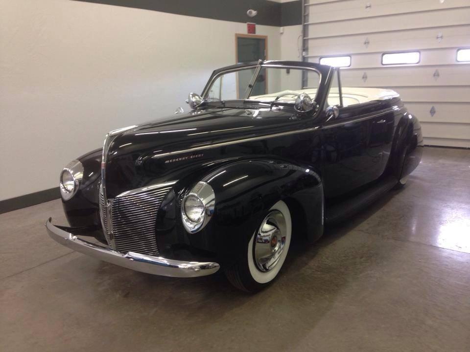 Adams Auto Parts >> 1940 Mercury Custom Convertible - ADAMCO MOTORSPORTS