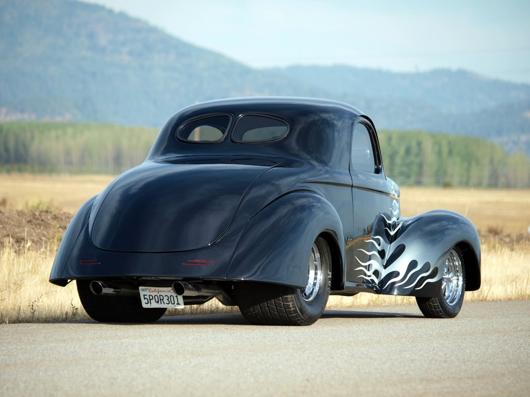 1941 Willys Coupe - ADAMCO MOTORSPORTS