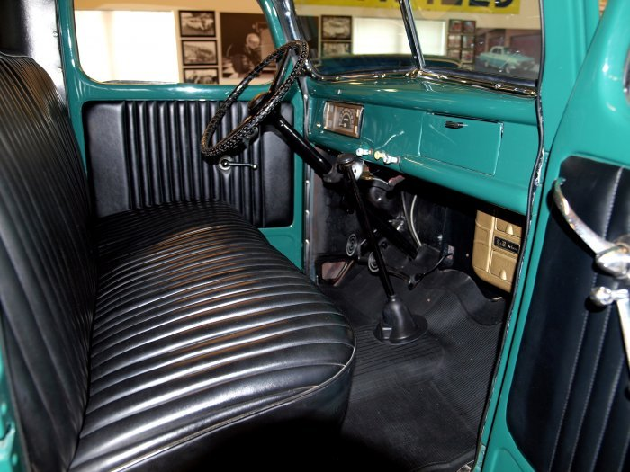 1946 Ford Pickup Adamco Motorsports