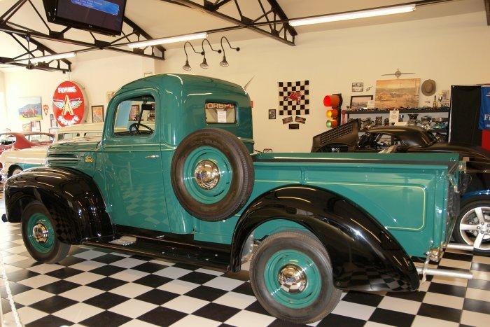 Bel Air Car >> 1946 Ford Pickup - ADAMCO MOTORSPORTS