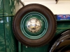 1946 Ford 1/2 Ton Pickup - Spare Tire View