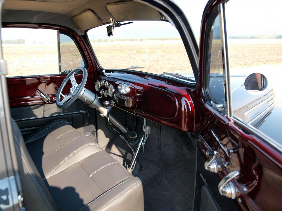 1950 Custom Ford F1 Pickup Adamco Motorsports
