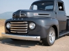 1950 Custom Ford F1 Pickup - Close Up View