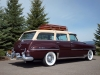1954 Chrysler New Yorker Town & Country Wagon - Rear/Side View