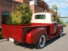1954 Custom GMC 100 Pickup - Back/Side View