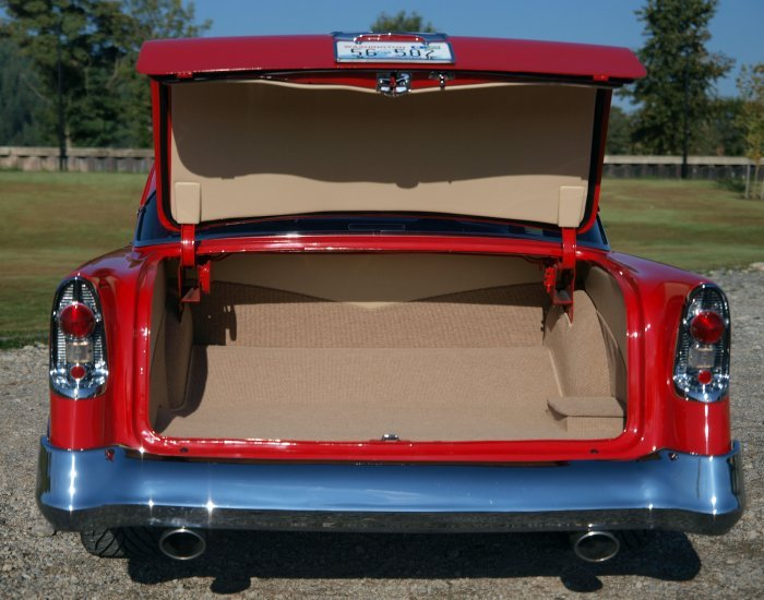 1956 Chevrolet 210 Custom Sedan Adamco Motorsports