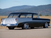 1956 Chevrolet Nomad Custom - Rear/Side View