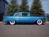 1956 Oldsmobile 88 Custom 2 Door Sedan - Side View