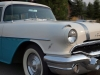 1956 Pontiac Wagon - Side/Front View