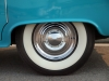 1956 Pontiac Wagon - Wheel View