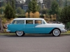 1956 Pontiac Wagon - Side View