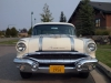 1956 Pontiac Wagon - Front View