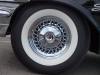 1957 Chrysler Saratoga 2 Door Coupe - Wheel View