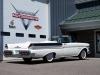 1957 Mercury Monterey Convertible - Rear/Side View