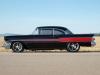 1957 Pontiac Chieftain - Side View