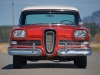 1958 Edsel 9 Passenger Wagon - Front View