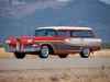 1958 Edsel 9 Passenger Wagon - Side/Front View