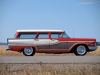 1958 Edsel 9 Passenger Wagon - Side View