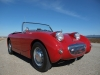 1960 Austin Healey Bug Eye Sprite - Side/Front View