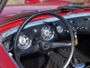 1960 Austin Healey Bug Eye Sprite - Wheel/Dash View