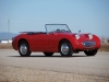 1960 Austin Healey Bug Eye Sprite - Front/Side View