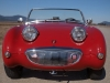 1960 Austin Healey Bug Eye Sprite - Front View