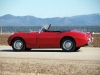 1960 Austin Healey Bug Eye Sprite - Side View