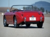 1960 Austin Healey Bug Eye Sprite - Side/Rear View