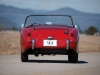1960 Austin Healey Bug Eye Sprite - Rear View