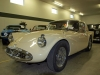 1961 Daimler SP 250 Roadster - Front/Side View