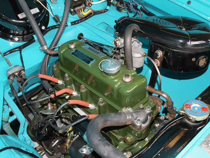 1961 Nash Metropolitan Adamco Motorsports