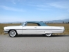 1961 Pontiac Bonneville Convertible - Side View