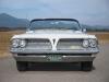 1961 Pontiac Bonneville Convertible - Front View
