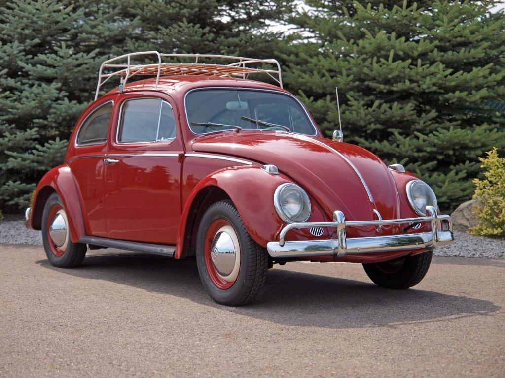 1961 Volkswagen Sedan Adamco Motorsports