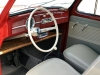 1961 Volkswagen Sedan - Interior View