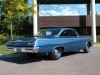 1962 Chevrolet Bel Air - Back/Side View