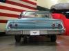 "1962 Chevrolet ""Bubble Top"" Bel Air - Rear View"